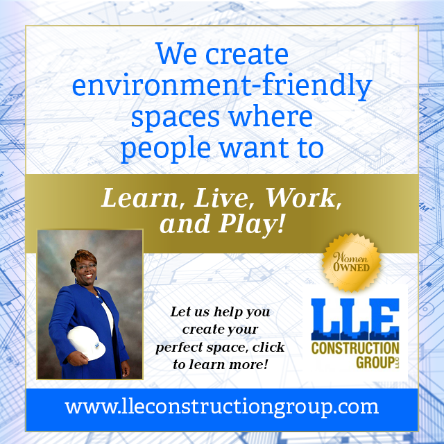 LLE Construction owner supports The F-Suite