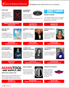 Woman-owned business directory