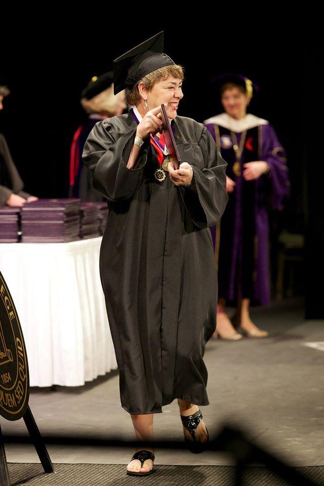 Anna Gelbman Edmonds, Columbia College