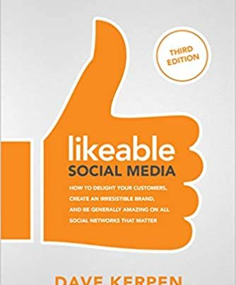 Book Review: Likeable Social Media