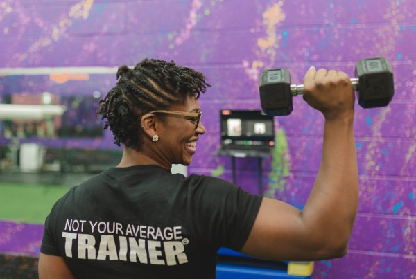 Tamara Brown Not Your Average Trainer