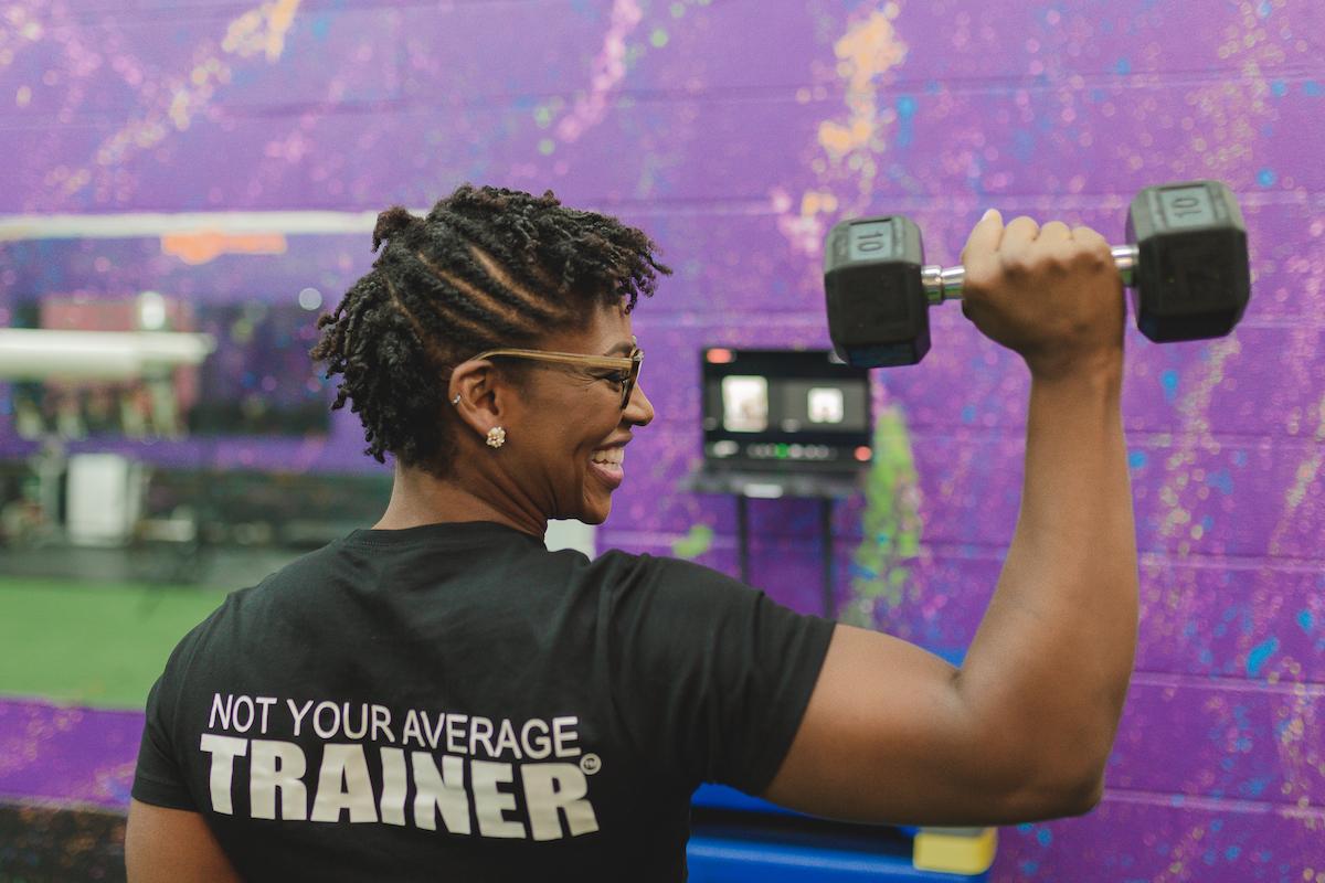 Tamara Brown Not Your Average Trainer