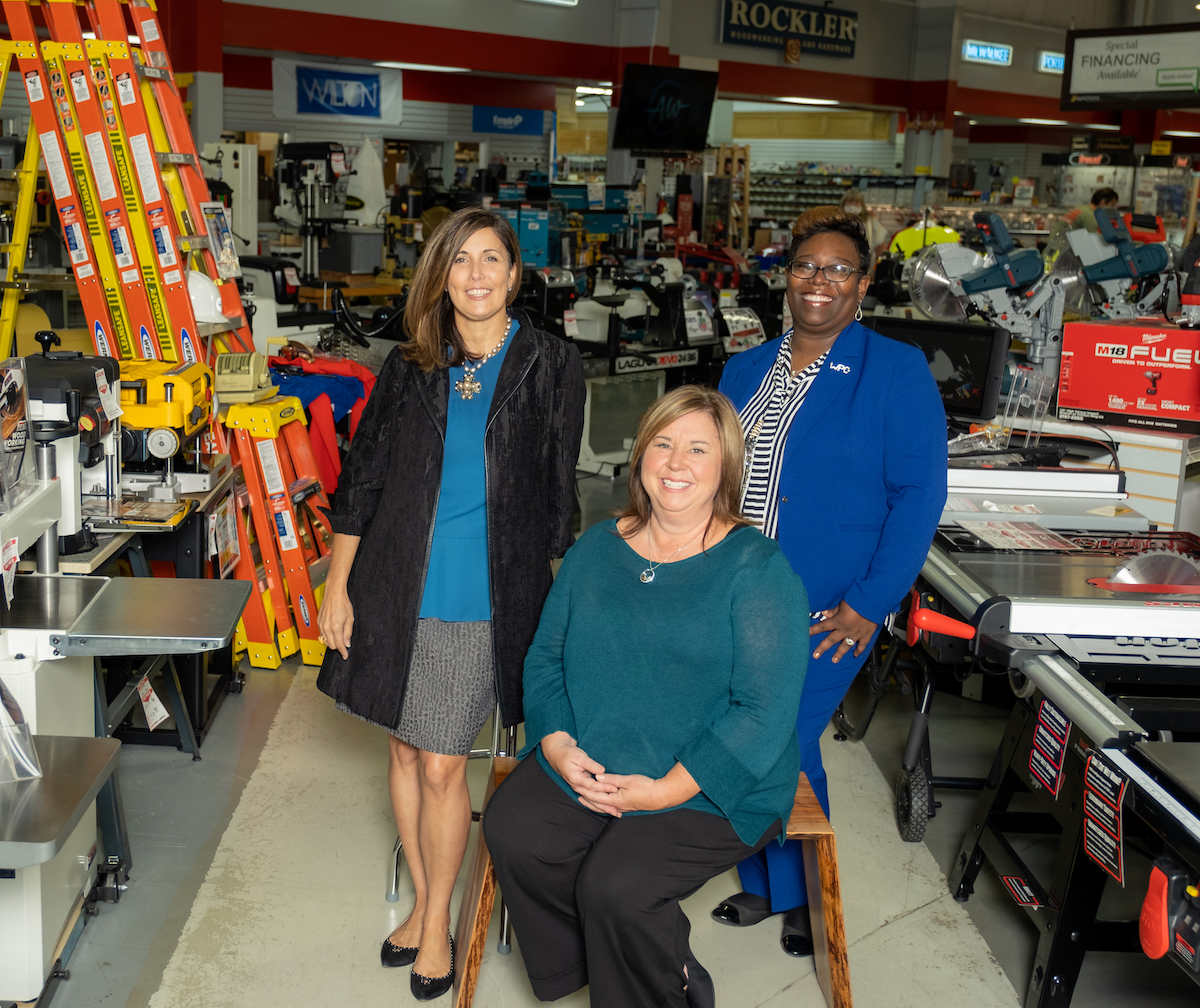 Women in Male-Dominated Industries