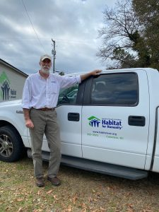 SC Habitat Executive Director Roy Kramer